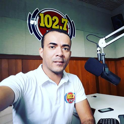 Locutor da Rádio
